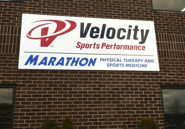 Marathon Physical Therapy's clinic at VelocitySP
