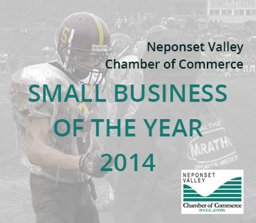 Marathon Physical Therapy named Small Business of the Year by Neponset River Chamber Commerce
