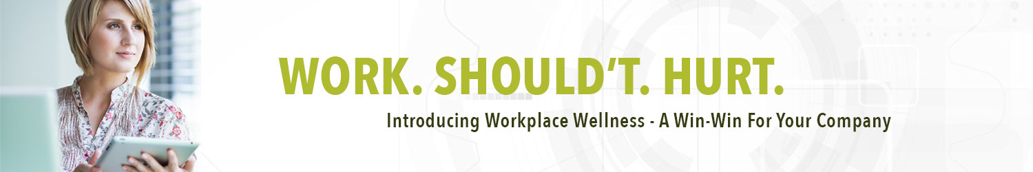 Marathon Physical Therapy Introduces: Workplace Wellness